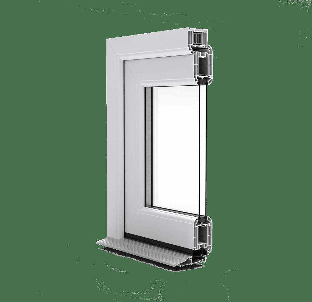uPVC Doors System